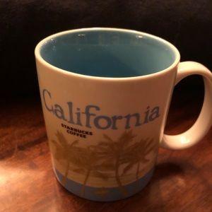 Starbucks collector series California